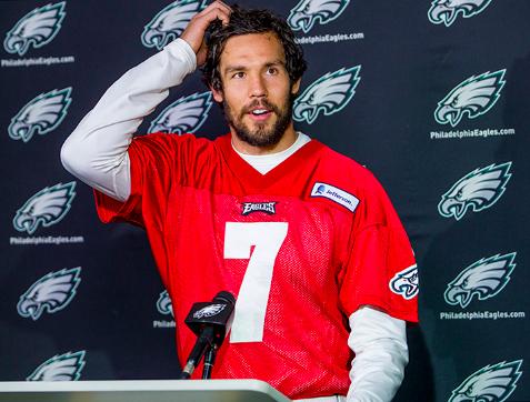 Should the Eagles tradeBradford?