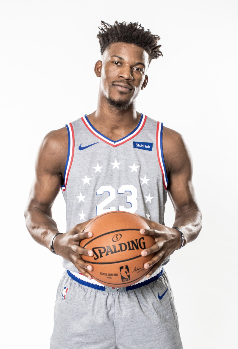 aa8c0ae2cce It s a fresh start for Jimmy Butler in Philadelphia. Nobody cares what  happened in Chicago and Minnesota if Butler plays hard
