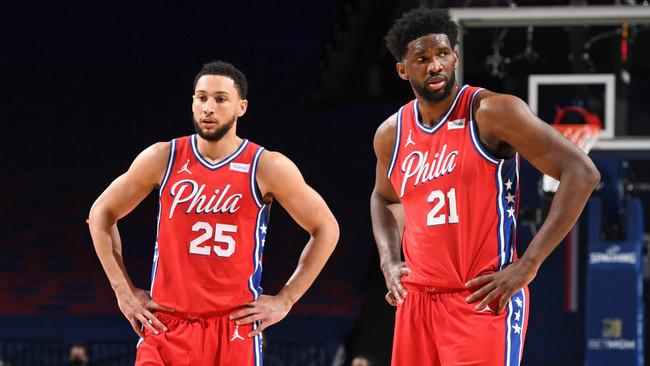 Philadelphia 76ers, a TopSeed